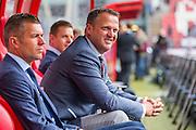 UTRECHT - 21-08-2016, FC Utrecht - AZ, Stadion Galgenwaard, 1-2, AZ trainer John van den Brom