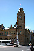 Hobart, Tasmania, Australia Clock Tower and General Post Office,