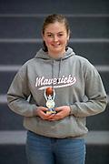 Eastern Mavericks u16 Girls Div 2 Best Team player Emily Reid
