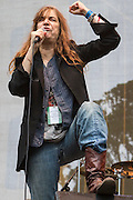 Patti Smith performs at San Francisco's Hardly Strictly Bluegrass Festival in Golden Gate Park