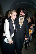 BAY GARNETT; TOM CRAIG, Chaos Point: Vivienne Westwood Gold Label Collection performance art catwalk show and auction in aid of the NSPCC. Banqueting House. London. 18 November 2008<br />