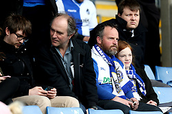 Bristol Rovers fans at Oxford United - Mandatory by-line: Robbie Stephenson/JMP - 04/03/2017 - FOOTBALL - Kassam Stadium - Oxford, England - Oxford United v Bristol Rovers - Sky Bet League One