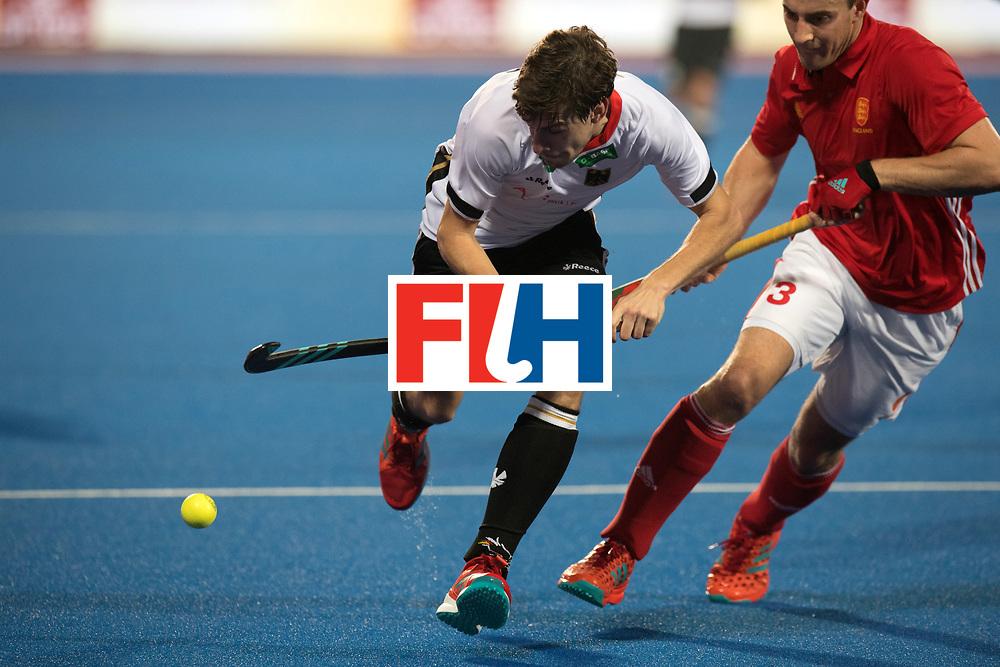 Odisha Men's Hockey World League Final Bhubaneswar 2017<br /> Match id:01<br /> Germany v England<br /> Foto: Florian Fuchs (Ger) <br /> WORLDSPORTPICS COPYRIGHT FRANK UIJLENBROEK