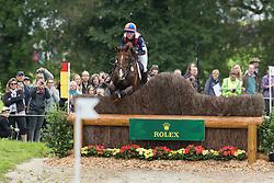 Elaine Pen, (NED), Vira - Eventing Cross Country test- Alltech FEI World Equestrian Games™ 2014 - Normandy, France.<br /> © Hippo Foto Team - Dirk Caremans<br /> 30/08/14