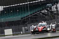 Toyota Gazoo Racing | Toyota TS050 Hybrid | with drivers | Anthony Davidson | Sébastien Buemi | Kazuki Nakajima | 2016 FIA World Endurance Championship | Silverstone Circuit | England |17 April 2016. Photo by Jurek Biegus.