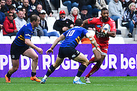 Delon Armitage - 19.04.2015 - Toulon / Leinster - 1/2Finale European Champions Cup -Marseille<br /> Photo : Andre Delon / Icon Sport