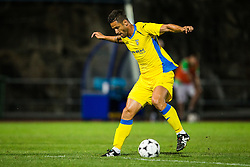 Juninho of NK Domzale during football match between NK Domzale and FC Lusitanos Andorra in second leg of UEFA Europa league qualifications on July 7, 2016 in Andorra la Vella, Andorra. Photo by Ziga Zupan / Sportida