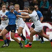 Londra 25/02/2017 Twickenham Stoop <br /> RBS Women's 6 nations<br /> Inghilterra vs Italia
