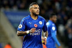 Danny Simpson of Leicester City - Mandatory by-line: Robbie Stephenson/JMP - 06/11/2016 - FOOTBALL - King Power Stadium - Leicester, England - Leicester City v West Bromwich Albion - Premier League