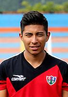 Football - Peruvian League Descentralizado - <br /> Movistar Trophy 2016 - Abertura Tournament / <br /> Club Union Comercio - Nueva Cajamarca -