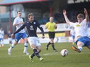 Martin Boyle - Dundee v Greenock Morton, SPFL Championship at <br /> Dens Park<br /> <br />  - &copy; David Young - www.davidyoungphoto.co.uk - email: davidyoungphoto@gmail.com