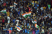Fans during the First T20I of the International T20I Series between Blackcaps v India, Westpac Stadium, Wellington, Wednesday 06th February 2019. Copyright Photo: Raghavan Venugopal / © www.Photosport.nz 2019
