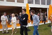 ISAAC FERRY; MERLIN FERRY, Veuve Clicquot Gold Cup. Cowdray Park on July 20, 2008 . Midhurst, England.