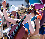 Seattle's Summer Solstice Parade 2015