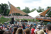 Lang Lang performs at the Latitude Festival<br />