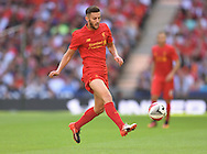 Adam Lallana of Liverpool during the International Champions Cup match against FC Barcelona at Wembley Stadium, London<br />Picture by Andrew Timms/Focus Images Ltd +44 7917 236526<br />06/08/2016
