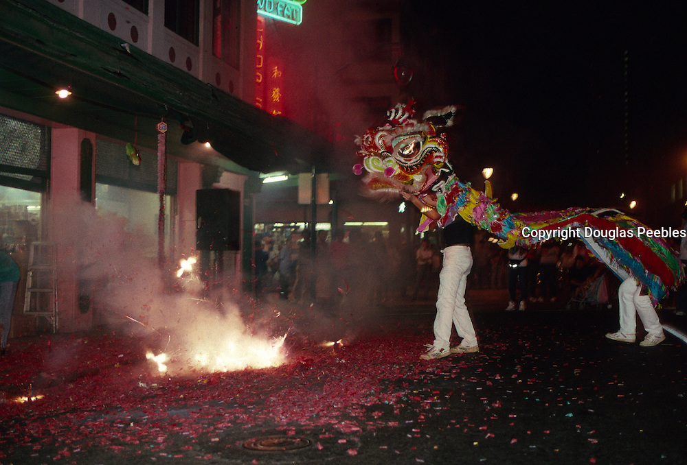 Chinese New Years, Honolulu, Hawaii<br />