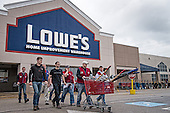 Lowe's and First Response Team in Peoria