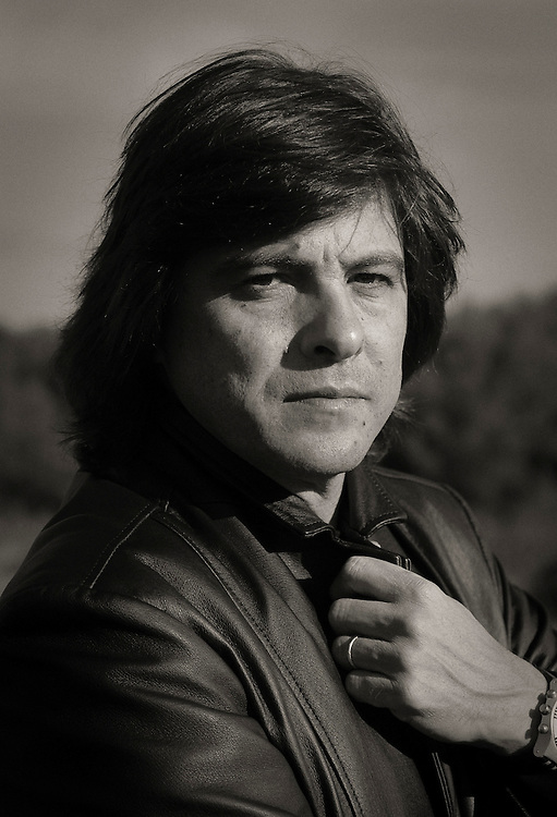 Luís Represas, musician, 2003