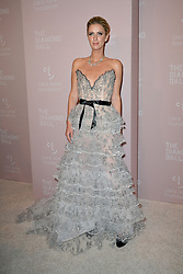 September 13, 2018 - New York, NY, USA - September 13, 2018  New York City..Nicky Hilton Rothschild attending the 4th Annual Clara Lionel Foundation Diamond Ball on September 13, 2018 in New York City. (Credit Image: © Kristin Callahan/Ace Pictures via ZUMA Press)