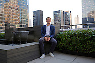 Jared Kushner Senior Advisor to President Donald Trump at his privet office in Manhattan NY