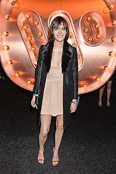 SAM ROLLINSON at the Warner Music Group & Ciroc Vodka Brit Awards After Party held at The Freemason's Hall, 60 Great Queen St, London on 24th February 2016.