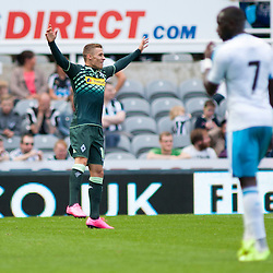 Newcastle v Borussia Mönchengladbach | Pre-season Friendly | 1 August 2015
