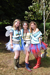 Latitude Festival, Henham Park, Suffolk, UK July 2019. Pixie volunteers
