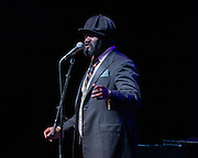 Fresh off his Grammy win, vocalist Gregory Porter stopped in Charlotte for a night of music that many will never forget. The Reggie Sullivan Band out of Columbia started the night of with a mixture of R&B and jazz.
