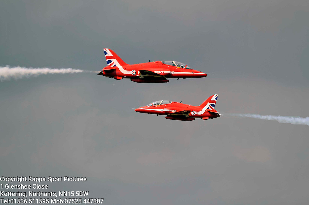The Red Arrows, Royal International Air Tattoo, RAF Fairford, Gloustershire, 16th July 2015 Royal International Air Tattoo, RAF Fairford, Gloustershire, 16th July 2015