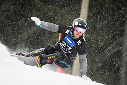 Silvan Flepp (SUI) competes during Qualification Run of Men's Parallel Giant Slalom at FIS Snowboard World Cup Rogla 2016, on January 23, 2016 in Course Jasa, Rogla, Slovenia. Photo by Ziga Zupan / Sportida