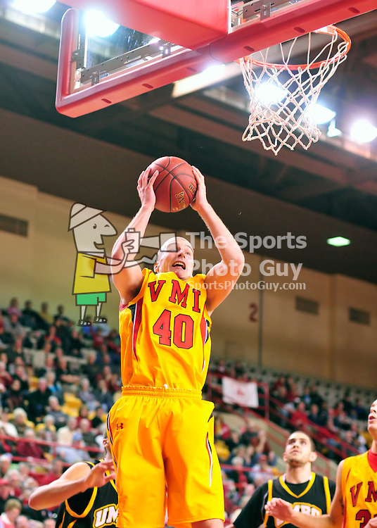 VMI Basketball wins thriller over UMBC, 84-79