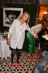 Lady Rogers at a party to celebrate the publication of Place by Tara Bernerd held at il Pampero at The Hari, 20 Chesham Place, London, England. 8 March 2017.