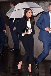 © Licensed to London News Pictures. 01/02/2018. London, UK. MEGHAN MARKLE attends the Endeavour Fund Awards at Goldsmith's Hall. Photo credit: Ray Tang/LNP
