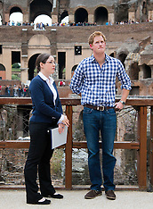 MAY 19 2014 Prince Harry in Italy