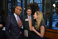 The WSJ The Future Of:Education featuring ROGER FERGUSON, President and CEO of TIAA, in New York City on December 12, 2017. (photo by Gabe Palacio)