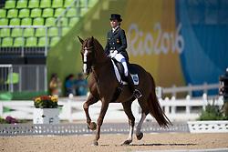 Ferrer-Salat Beatriz, ESP, Delgado<br /> Olympic Games Rio 2016<br /> © Hippo Foto - Dirk Caremans<br /> 15/08/16
