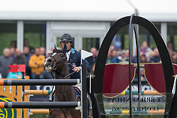 Bengtsson Rolf Goran (SWE) - Casall La Silla <br /> Furusiyya FEI Nations Cup<br /> Longines Spring Classic of Flanders<br /> CSIO5 Jumping Lummen 2014<br /> © Dirk Caremans