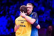 Swedish Open Championships - Table Tennis - 03 November 2018