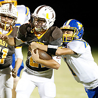 10-08-2016 East Union vs Mantachie