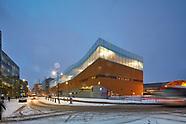 Oodi Library, Helsinki
