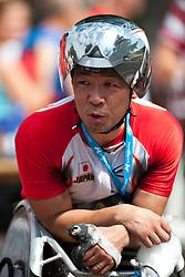 HOKINOUE Kota, JPN, Marathon, T54, 2013 IPC Athletics World Championships, Lyon, France