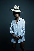 Portrait Sabrina N'Diaye - Sassy Bloomoon, singer
