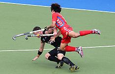 Auckland-Hockey, New Zealand v Korea 4th test