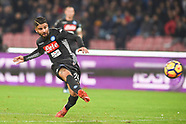 Napoli v AC Milan