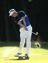 England's Luke Donald during day two of the 2017 BMW PGA Championship at Wentworth Golf Club, Surrey. PRESS ASSOCIATION Photo. Picture date: Friday May 26, 2017. See PA story GOLF Wentworth. Photo credit should read: Adam Davy/PA Wire. RESTRICTIONS: Editorial use only. No commercial use.