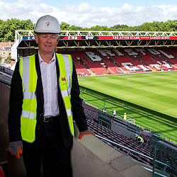 West Stand preview
