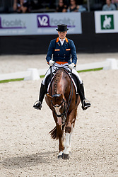 Zweistra Thamar, NED, Hexagon's Double Dutch<br /> WK Ermelo 2019<br /> © Hippo Foto - Sharon Vandeput<br /> 4/08/19