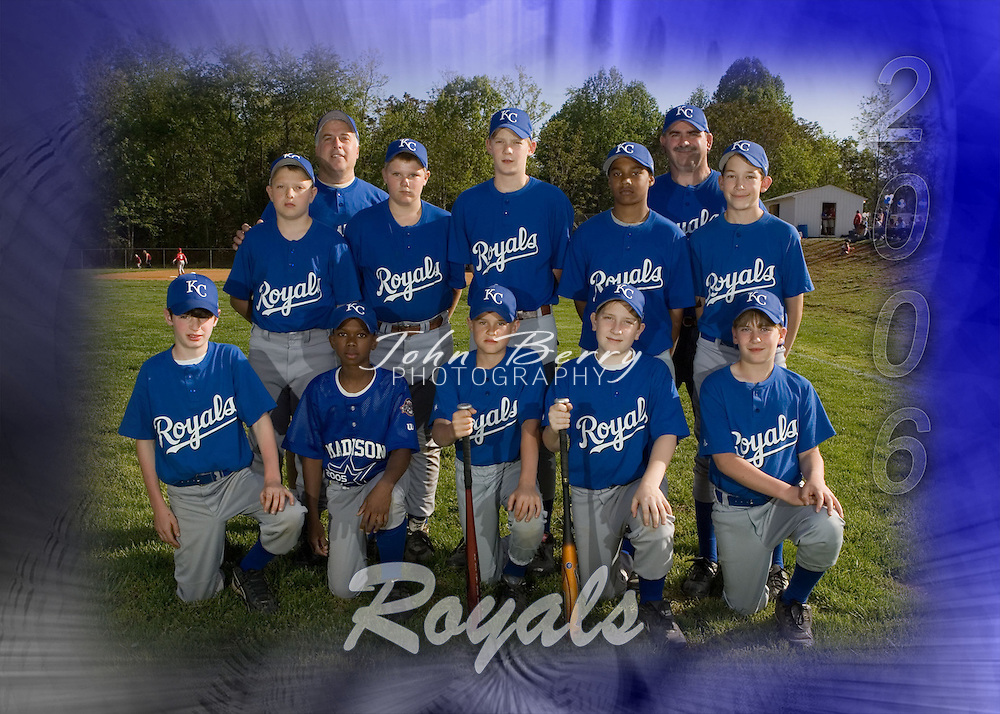 MPR Baseball Team & Individual ...April 29, 2006