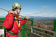 ZipTour at Gunstock 4Nov11